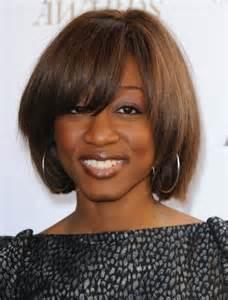 Short Bob Hairstyles African American Women