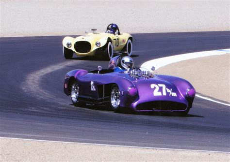 Purple Eater Car by 1957 Townsend Typhoon Mk 2 The Purple Eater