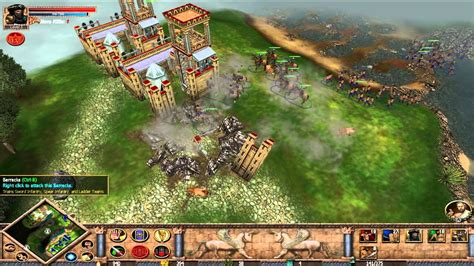 Rise And Fall : Civilizations at War - Gameplay - YouTube