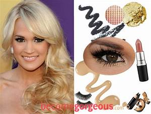 how to do makeup like carrie underwood - Style Guru ...
