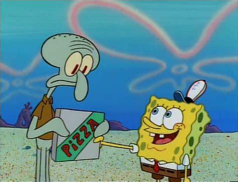 spongebuddy mania spongebob episode pizza delivery
