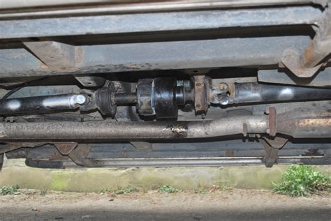 freelander removal  viscous coupling unitvcu  prop shaft land rover blogger