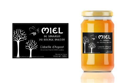 etiquette pour pots de miel 187 design 187 designonclick fr