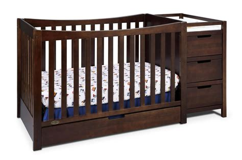baby cribs 4 in 1 with changing table graco remi crib and changing table