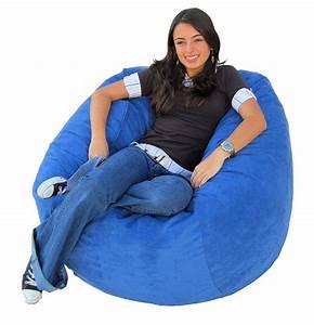 Bean, Bag, Chair, Large, 4, Foot, Cozy, Sack, Premium, Foam, Filled, Liner, Plus, M, U2013, Cozy, Foam, Factory