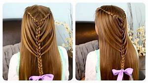 Quick & Easy Beautiful hairstyles for school – Cute Back ...