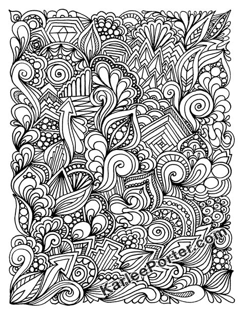 graffiti quilting coloring book downloadable karlee porter