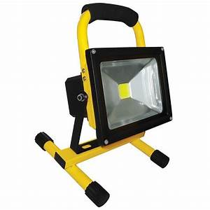 Eterna w rechargeable led floodlight rcflood
