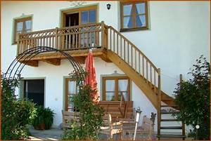 balkon mit aussentreppe With französischer balkon mit außentreppe garten