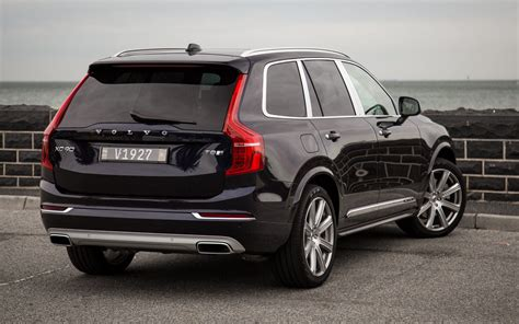 what s the new volvo commercial about comparison volvo xc90 t6 r design 2017 vs land rover