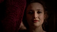 Lyndsey Marshall as Cleopatra in HBO's Rome