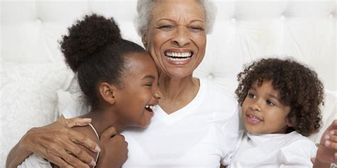 black grandparents my youngest granddaughter becomes a news reporter for six minutes huffpost