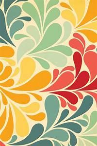 Vintage Floral Iphone Wallpaper Tumblr Pattern #6790 ...