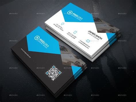 professional business cards bundle  uxcred graphicriver