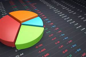 Candlestick Stock Chart Pie Chart Stock Ticker Free Image Download