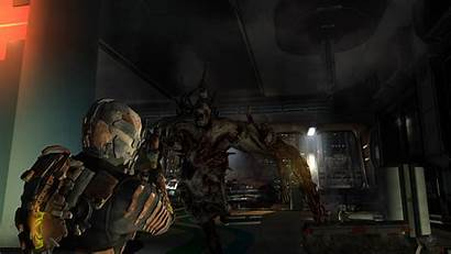 Space Dead Horror Gore Backgrounds Widescreen Wallpapers