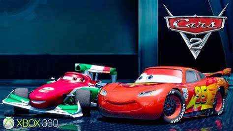 Disney Pixar Cars 2  Xbox 360  Ps3 Gameplay (2011) Youtube
