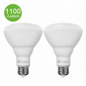 W br e led bulbs lm recessed can lights le?