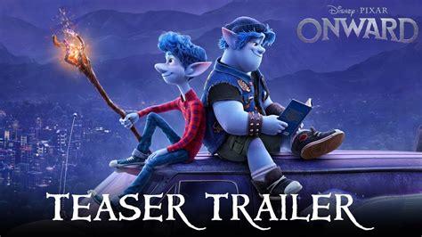 onward trailer  disney  pixar