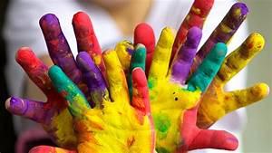 10 Ides Pour Faire De La Peinture Avec Les Enfants