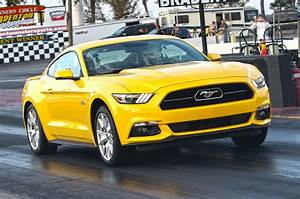 VIDEO: 2015 Ford Mustang GT 5.0 Drag Test - How to Get the Most Performance Out of the S550 ...