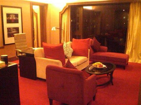 Suite living room - Picture of InterContinental Shenzhen ...