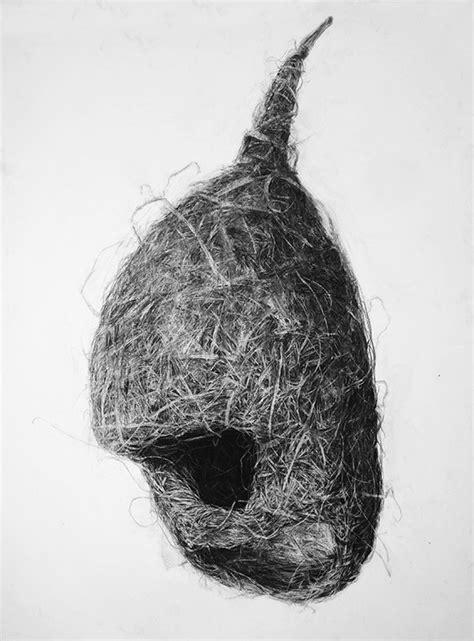 bird nest  contemporary art  sale art  gallery