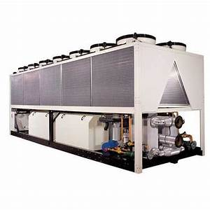 Air Cooled Chiller Plant At Rs 46000   Ton