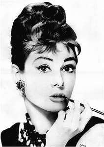 Audrey Hepburn ... Audrey