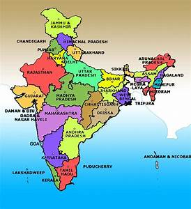 Map of India Po... India Map Quotes