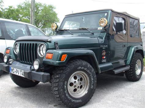 Ee  Jeep Ee    Ee  Wrangler Ee   Tj Sahara Edition Mustanginspires