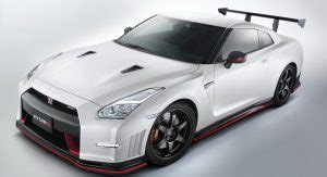 nissan debuts gt  nismo  attack package  sema wvideo