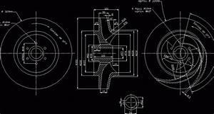 Impeller Pump DWG Block for AutoCAD • Designs CAD