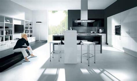 image cuisine blanche cuisine blanche 28 photo de cuisine moderne design