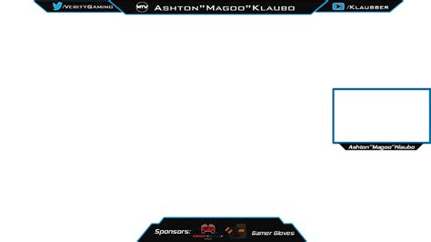 Twitch Overlay Template Girls by Twitch Overlay