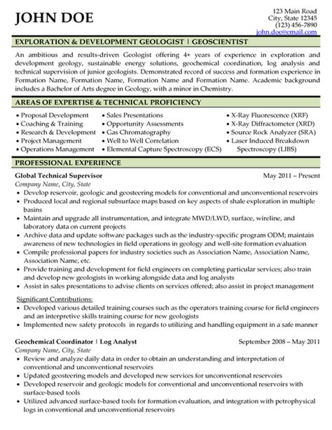 expert gas resume sles on resume
