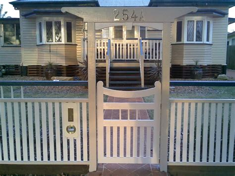 home interior painters unique timber fencing toowoomba queensland 7