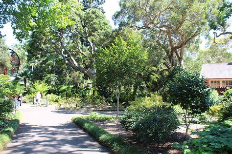 Der Botanische Garten In Sydney  Royal Botanic Garden