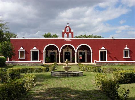 mexican hacienda stock photo image  destination house