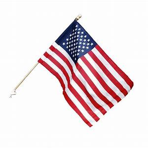 Shop Independence Flag 4-ft W x 2 5-ft H American Flag at