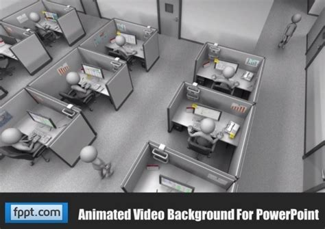 animated workplace powerpoint templates