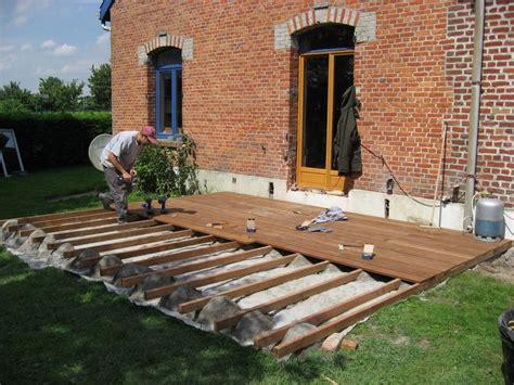 leroy merlin terrasse bois modele terrasse en bois xe04 jornalagora