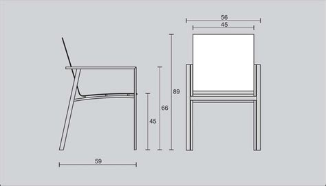 teak stainless steel sling stacking arm chair caspian