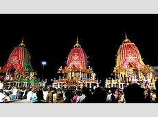 Puri Rath Yatra Festival of Chariots is a Hindu festival