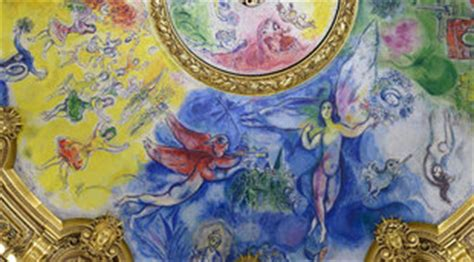 when chagall and malraux shook up the palais garnier opera house news article opera