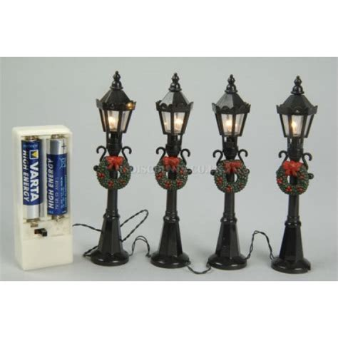 lumineo 4 miniature battery operated ls