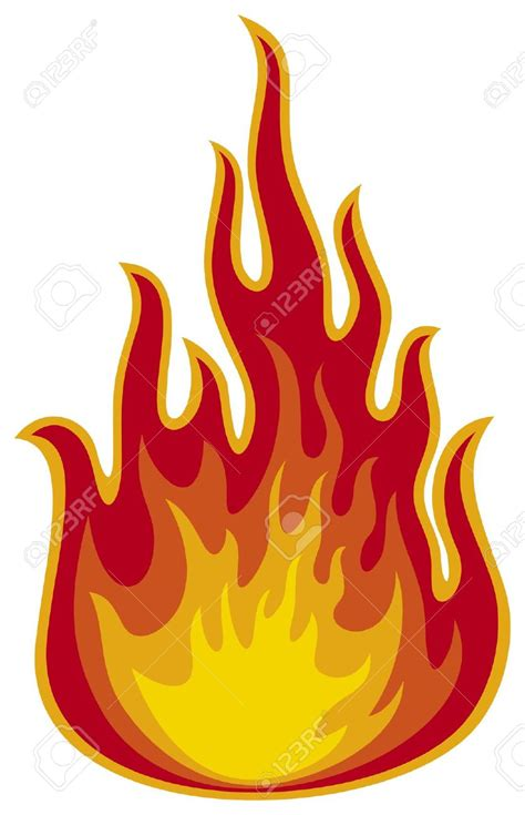 flames clipart clipart heat pencil and in color clipart heat