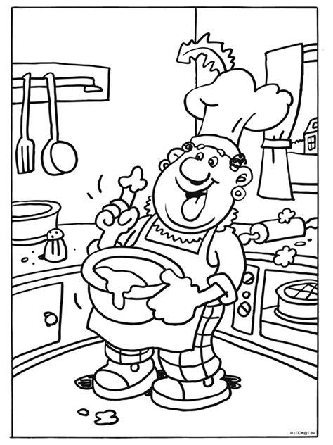 Kleurplaat Sinterklaas 2016 Afdrukken by Kleurplaat Zwarte Piet In De Keuken Kleurplaten Nl