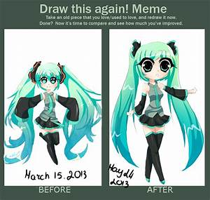 draw it again meme by mehlyna on deviantart With draw this again meme template