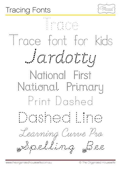 fonts   kids  write qld cursive writing